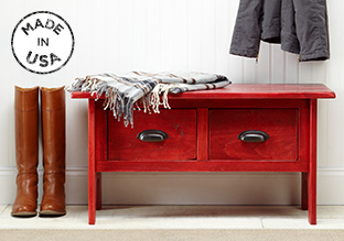 Made in USA: Furniture, Rugs & More!