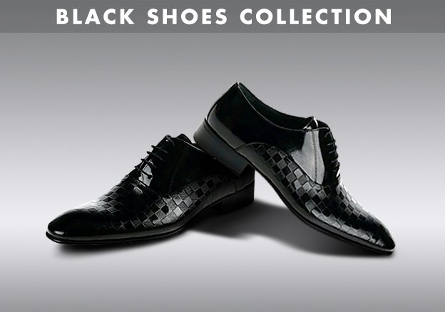 Black Shoes Collection!
