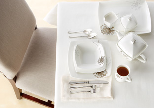 Set the Table: Dinnerware & Chairs!