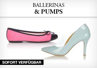 Ballerinas & Pumps