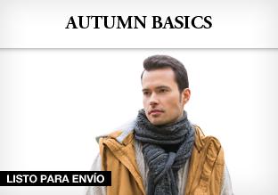Hombre Autumn basics