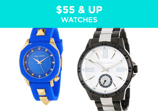 $55 & Up: Watches