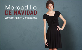 Mercadillo Mujer faldas, vestidos y pantalones