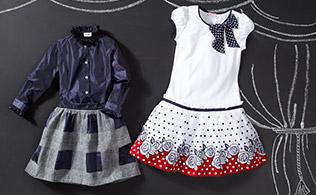 Back to School: European Designer Styles!