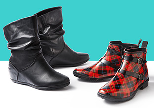 Winter Favorites: All-Weather Boots!