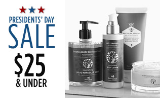 $25 & Under: Luxury Bath and Body!