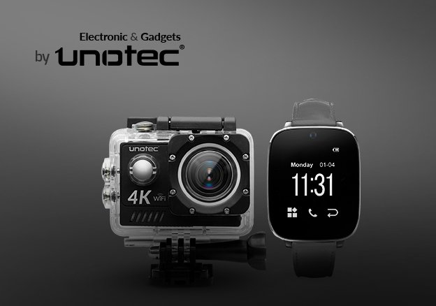 Unotec: electronic gadgets!