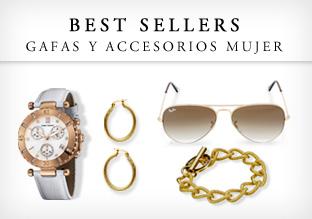 Best sellers: Relojes, Gafas y Accesorios!