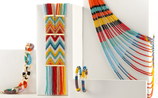Color! Jewelry from nOir, Mercedes Salazar & More!