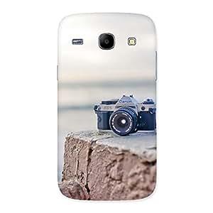Impressive Camera On RockStone Back Case Cover for Galaxy Core