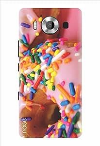 Microsoft Lumia 950, Noise Designer Printed Hard Protective Back Case Cover for Lumia 950