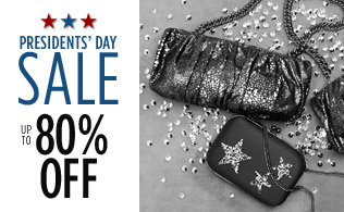 Up to 80% Off Special Occasion Clutches!