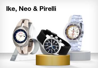 Ike, Neo & Pirelli