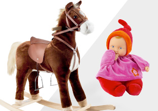 Playtime Picks: Dolls, Rocking Horses & More