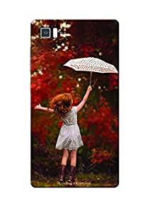 Sowing Happiness Printed Back Cover For Xiaomi MI3
