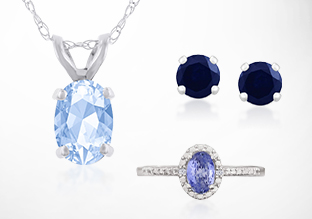 Up to 85% Off: Blue Gemstone Jewelry