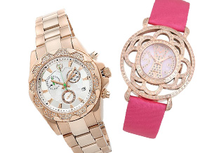 Watches That Sparkle: Brillier & More