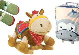 Animal Buddies: Toys & Accessories