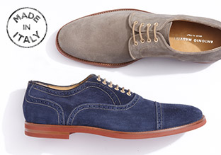 Made in Italy: Loafers, Boots & More!