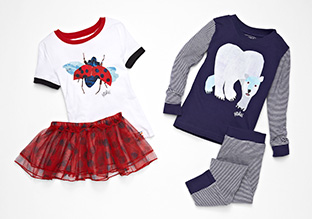 It's Time for Bed: PJ Sets for Kids