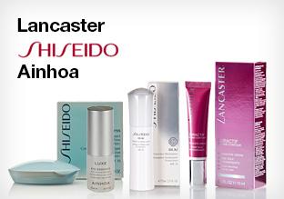 Lancaster, Shiseido & Ainhoa