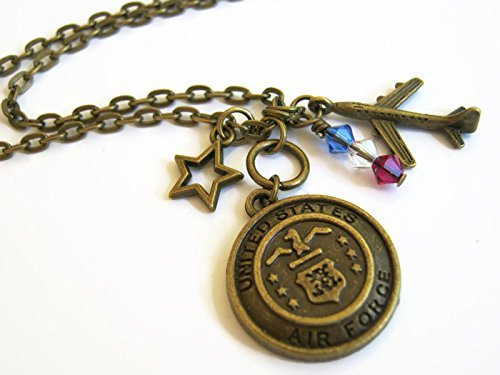 Air Force Necklace