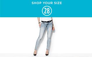 Denim: Size 28