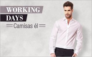 Working days: Camisas él