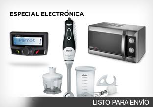 Especial Electrónica!