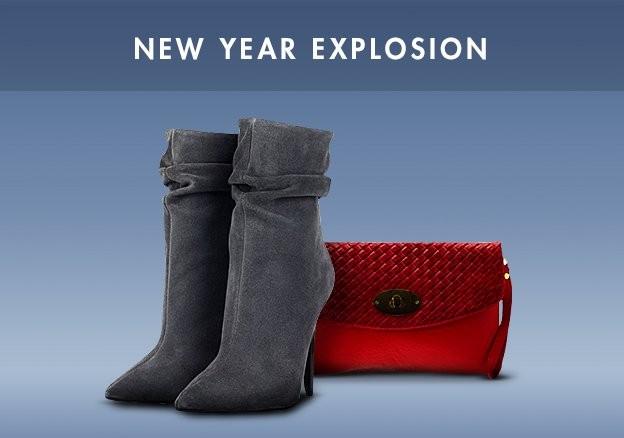 New Year Explosion