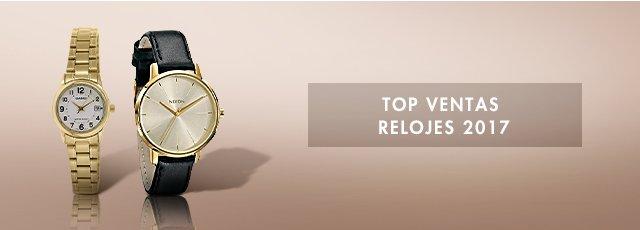 Top Ventas Relojes 2017