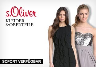 s.Oliver: Oberteile & Kleider