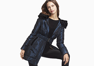 Sub-Zero Style:Puffer Coats!