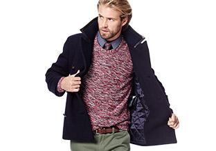 Designer Coats & Jackets!