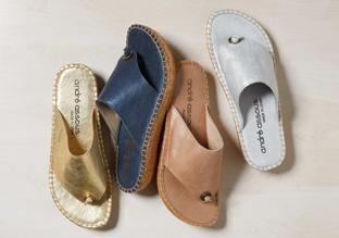 Summer Ready: Sandals & Espadrilles