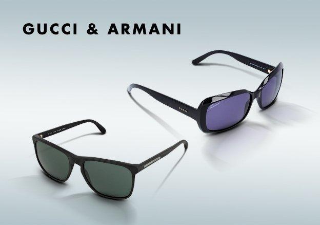 Gucci & Armani