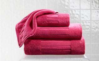 Bathroom Update: Colorful Bath Towels!