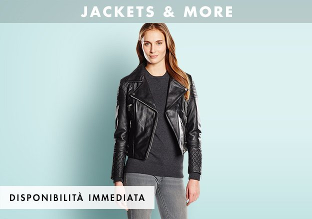 Jackets & More