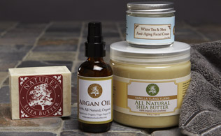 Nature's Shea Butter (new + repeat)!