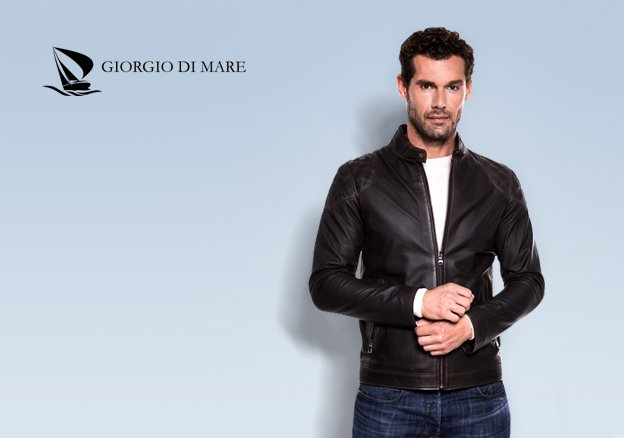 Giorgio di Mare leather