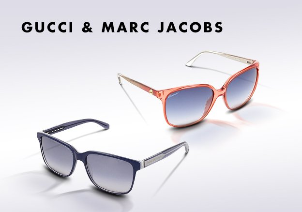 Gucci & Marc Jacobs