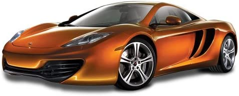 Bburago 1:24 Mclaren Mp4 12C, Metallic Red