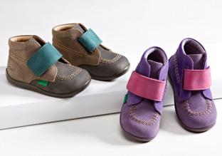 Kickers Kids' Shoes