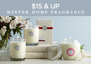 $15 & Up: Winter Home Fragrance!