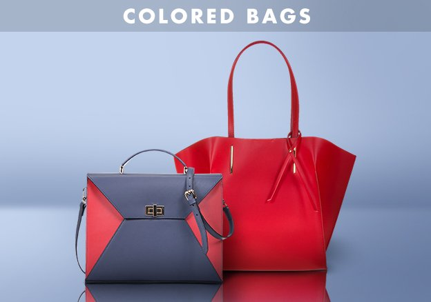Colored Bags!