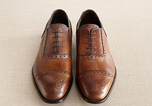 Up to 70% Off: Brown Dress Shoes