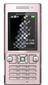 Sony Ericsson T700 - Móvil libre (25 MB de capacidad) color rosa