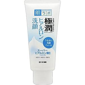 肌ラボ 極潤 ヒアルロン洗顔フォーム 100g
