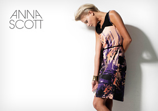 Anna Scott: vestidos y pantalones