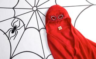 Batman, Spiderman & Hello Kitty: Hooded Blankets!